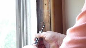 repairing sash cords youtube