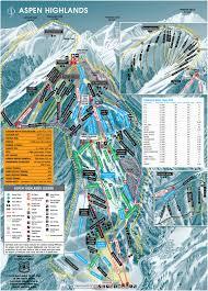 Beaver Creek Colorado Map by Aspen Highlands Colorado Ski Aspen Highlands Map Of Aspen