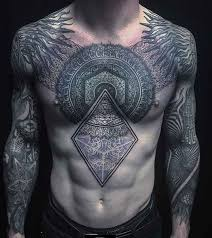complex ornament on chest best ideas gallery