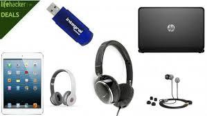 lifehacker best black friday deals sites dealhacker 35 tech deals including an ipad mini beats