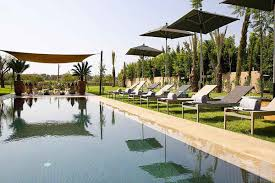 luxury villa to rent with pool near marrakech morocco