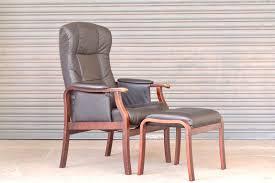 recliner design fascinating mid century modern george mulhauser