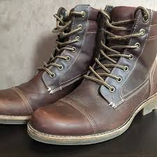 boots size 9 sale 62 levi s other sale s brown levi s boots size