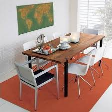 Teepee Dining Table Cb2 Teepee Dining Table
