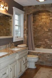 Master Bathroom Remodel by Best 25 Stone Bathroom Ideas On Pinterest Spa Tub Master