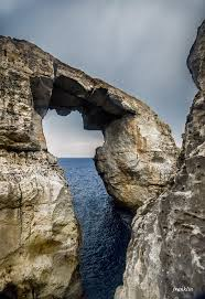 Azure Window Collapses Arch Of Wied Il Mielah Malta Nabs Blog
