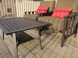 backyard balcony ideas waplag brown sofa foam wooden table floor