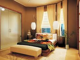 japanese inspired bedroom home shape