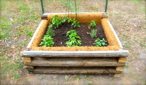 How To Install A Raised Garden Bed - diy raised garden bed craft organic