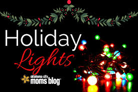 Chickasha Lights The Best Christmas Lights In Okc