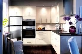 bathroom scenic kitchen ideas white cabinets black appliances