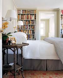 Living Room Bookcases by Neutral Rooms Martha Stewart