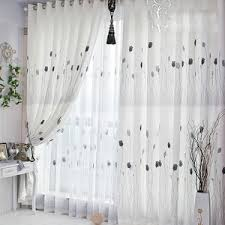 White Patterned Curtains White Patterned Curtains