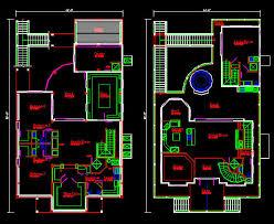 floor plan using autocad floor plan sle house autocad homeca