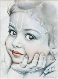 easy pencil drawings of lord krishna step by step the path of my