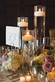 candle centerpieces for wedding floating candle centerpiece ideas tremendous floating candle
