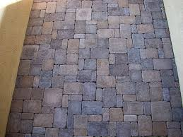 Paving Stone Designs For Patios Best 25 Paver Patio Designs Ideas On Pinterest Patio Design
