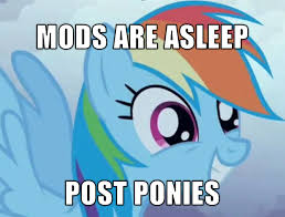 Pony Memes - my little pony friendship is magic know your meme
