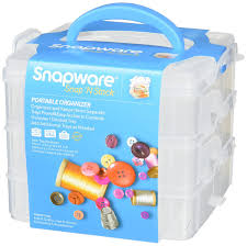 snapware snap n stack square layer storage container