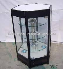 stand up glass display cabinet crystal with led lights buy glass