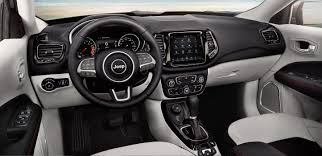 jeep forward control interior 2018 jeep compass larchmont chrysler jeep larchmont ny