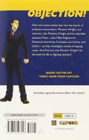phoenix wright v 1 phoenix wright ace attorney amazon co uk