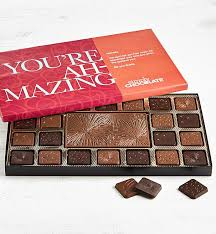 personalized box simply chocolate you re amazing personalized box simplychocolate