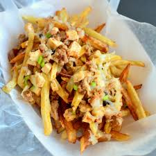 mapo tofu cheese fries builicious