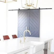 brushed brass kitchen pulls design ideas