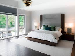 bed with built in side tables headboard bed frame and side tables