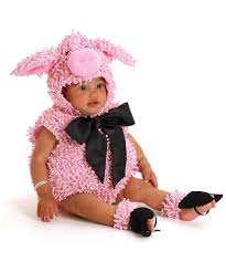 squiggly pig costume infant toddler costume halloween costume