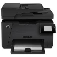 hp color laserjet pro m177fw wi fi multifunction laser printer