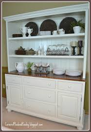 White Dining Room Buffet Furniture Natural White Dining Room Hutch For Minimalist Dining