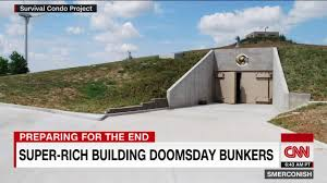 super rich building luxury doomsday bunkers cnn video