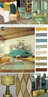 Home Decor Color Palette Midcentury Modern Color Palette Http Decdesignecasa Blogspot It