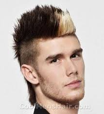 new age mohawk hairstyle 18 best hairstyles mohawks images on pinterest mohawk
