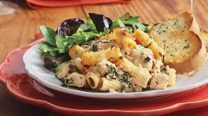 chicken u0027n u0027 spinach pasta bake is your go to weeknight casserole