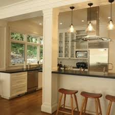 kitchen remodel ideas finishing the beams kitchen remodel ideas