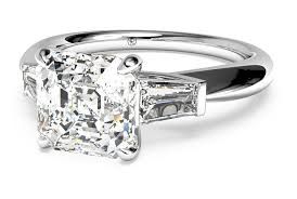 asscher cut diamond engagement rings step cut diamonds 5 tips for choosing the best ritani