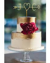 wire cake toppers don t miss this bargain monogram cake topper rustic cake topper