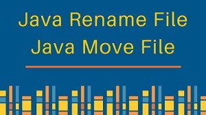 pattern java file java rename file jave move file journaldev