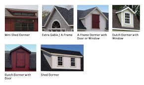 Gable Dormer Windows Dormers Classic Garden Structures