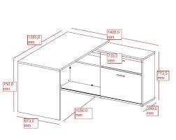 plan bureau d angle superb plan bureau d angle 7 bureau du0027angle diego blanc
