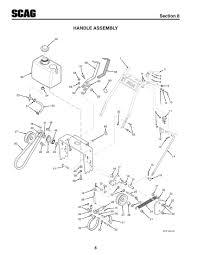 scag wiring diagram walk behind wiring diagram and schematic