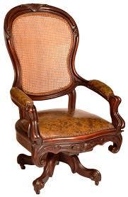 Antique Wooden Office Chair Antique Furniture Victorian Furniture Antique Victorian Furniture