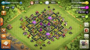 coc layout builder th8 antawirya clash of clans the best base th 8 farming war with new