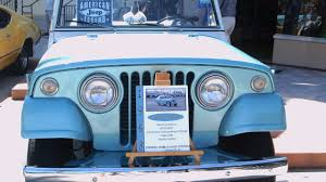 jeep jeepster 2015 1968 kaiser jeep jeepster convertible grnwht