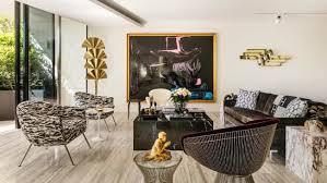 Seeking Melbourne Interior Designer David Hicks Sells St Kilda Rd Apartment To