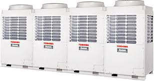 s m ms toshiba air conditioners vrf systems smms outdoor units