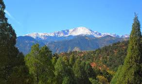 Climate Change Is Shrinking The Colorado River Source Colorado Pikes Peak Wikipedia
